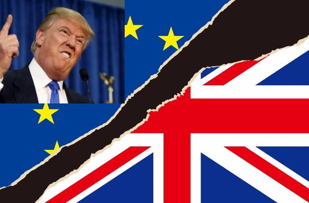 eu離脱・アメリカ大統領トランプ決定